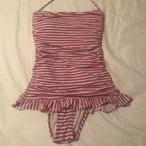 Coco rave skirted swim suit